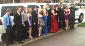 Prom limo Service