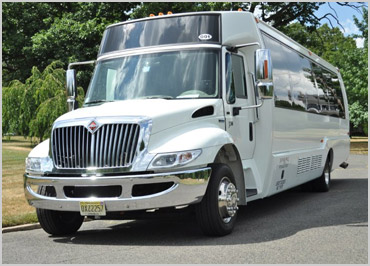 Wedding Party Bus NJ