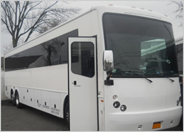 Big Limo Bus in NJ & NYC for 50 Passengers