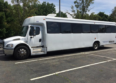 42 Passengers Limo Bus in NJ & NYC