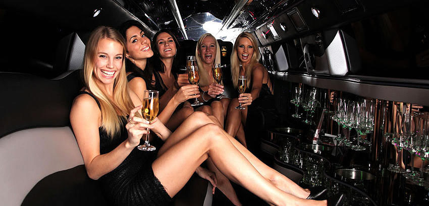 Bachelor/ette Party Limo Service