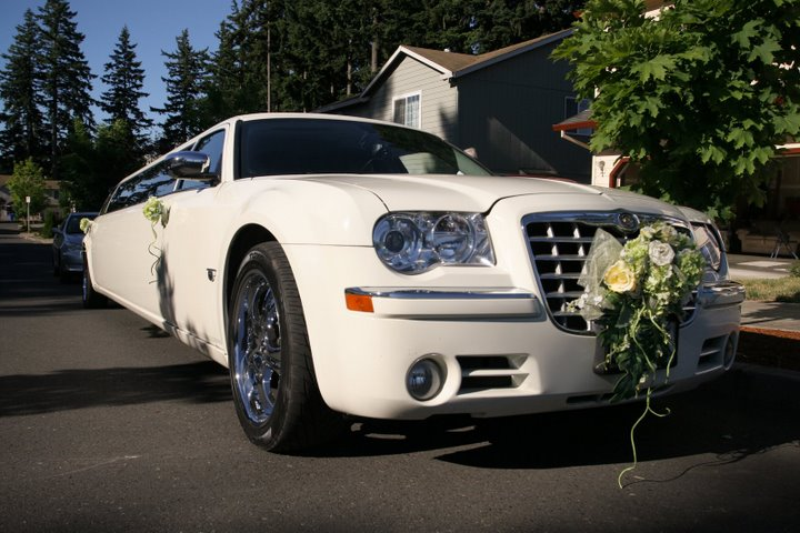 wedding limousine service NYC